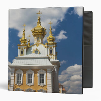 Peterhof, Grand Palace, chapel wing 2 Vinyl Binders