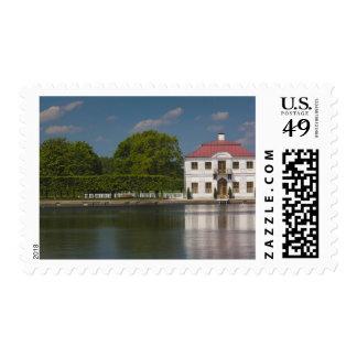 Peterhof, Marlinsky Pond and Marly Palace Postage