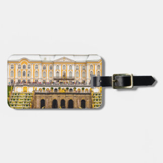 Peterhof Palace and Gardens St. Petersburg Russia Bag Tag