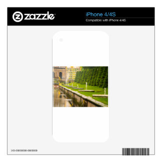 Peterhof Palace and Gardens St. Petersburg Russia Decals For The iPhone 4S