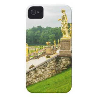 Peterhof Palace and Gardens St. Petersburg Russia iPhone 4 Case