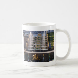 Peterhof Palace Garden Fountains Coffee Mug