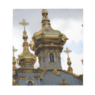 Peterhof Palace, Russia Note Pad