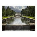 Peterhof Postcard