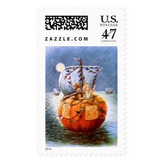 Peterkin Pumperkin and the Princess Postage