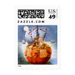 Peterkin Pumperkin and the Princess Postage Stamp