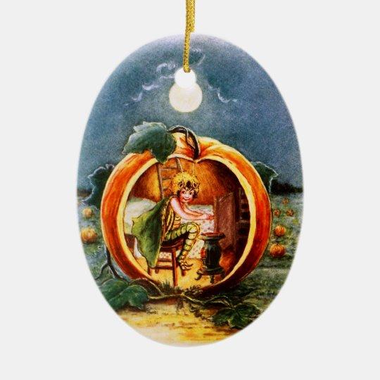 Peterkin Pumperkin Ceramic Ornament