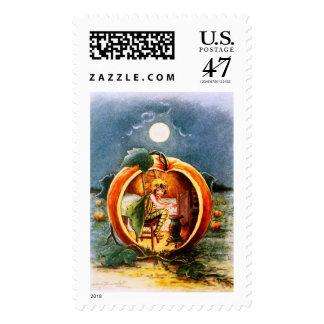 Peterkin Pumperkin Postage