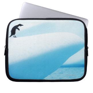 Petermann Island, Antarctica Laptop Sleeves