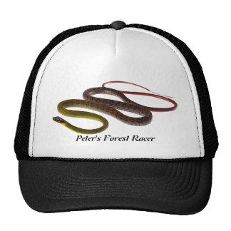 Peter's Forest Racer Trucker Hat