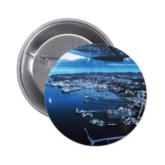 Petersburg Alaska Button