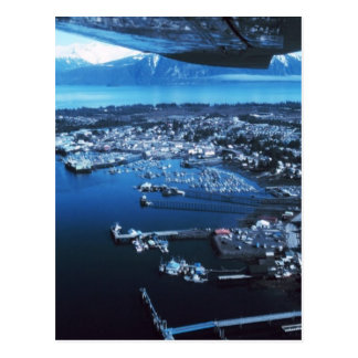 Petersburg Alaska Postcard
