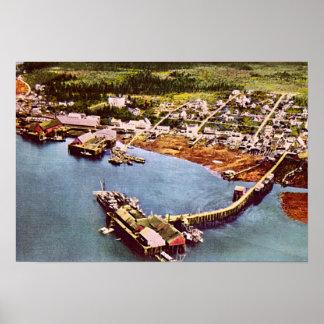 Petersburg, Alaska Poster