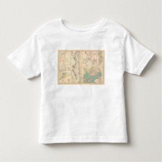 Petersburg environs Bentonville Carolinas T-shirt