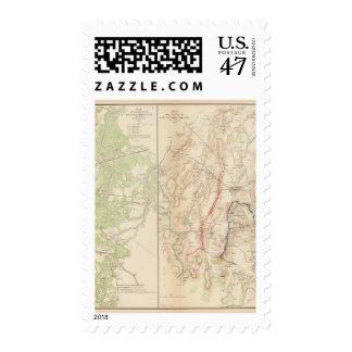 Petersburgo, Gettysburg Timbre Postal