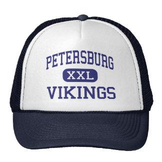 Petersburgo - Vikingos - altos - Petersburgo Alask Gorro