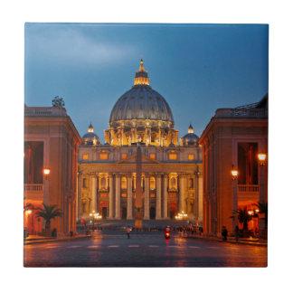 Petersdom en Roma - Italia