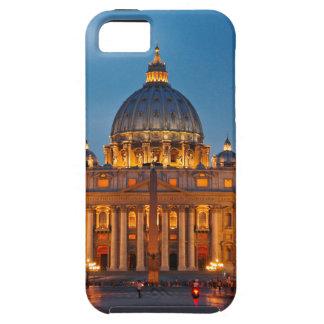 Petersdom en Roma - Italia iPhone 5 Funda