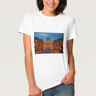 Petersdom en Roma - Italia Poleras