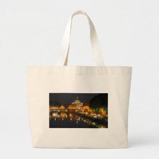 Petersdom - Vaticano Roma - Italia Bolsa Tela Grande