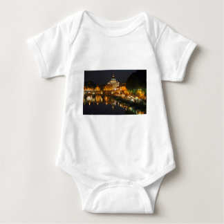 Petersdom - Vaticano Roma - Italia Mameluco De Bebé