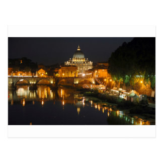 Petersdom - Vaticano Roma - Italia Tarjeta Postal