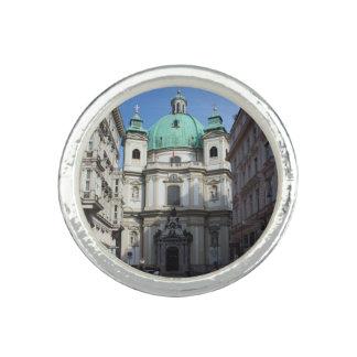 Peterskirche Wien Österreich Anillo