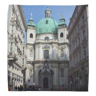Peterskirche Wien Österreich Bandanas
