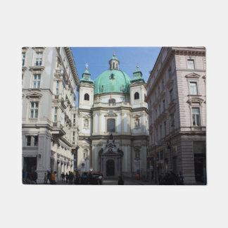 Peterskirche Wien Österreich Felpudo