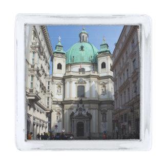 Peterskirche Wien Österreich Insignia Plateada