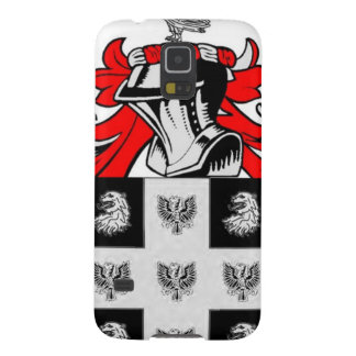 Peterson Coat of Arms Samsung Galaxy Nexus Covers