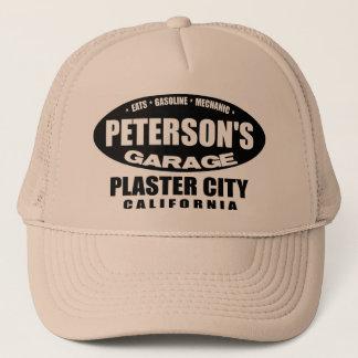 Peterson's Garage - Plaster City Trucker Hat