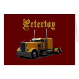 Petertoy Card