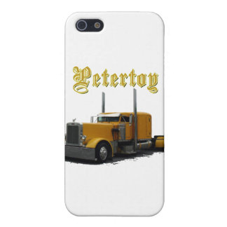 Petertoy iPhone SE/5/5s Cover