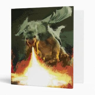 Pete's Dragon | Fire-Breathing Cool Binder