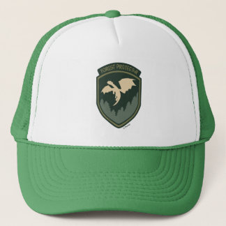 Pete's Dragon | Forest Protector Badge Trucker Hat