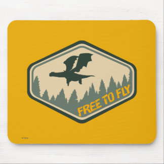 Pete's Dragon | Free to Fly Mouse Pad