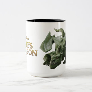 Pete's Dragon | Green is Good Two-Tone Coffee Mug