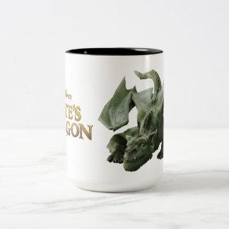 Pete's Dragon | Green is Good Two-Tone Coffee Mug