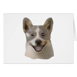 Petición de los productos de Mult del perro (image Tarjeta De Felicitación