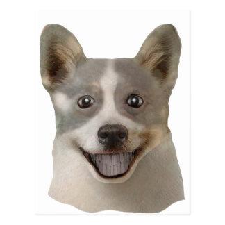 Petición de los productos de Mult del perro Tarjeta Postal