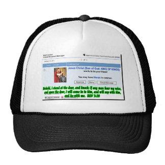 Petición del amigo de Jesús Gorras