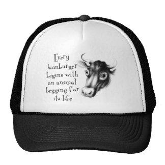 Petición su gorra de béisbol de la vida