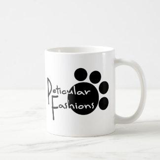 Peticular Fashions Logo Coffee Mug