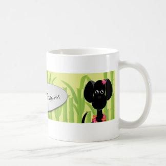 Peticular Fashions Pet Banner Coffee Mug