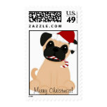 Peticularfashions Pug Postage Stamps