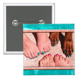 Peticure - Pedicure Spa Day Pin