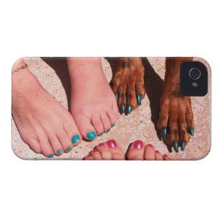 Peticure - Pedicure Spa Day Case-Mate Blackberry Case