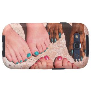Peticure - Pedicure Spa Day Galaxy S3 Cases