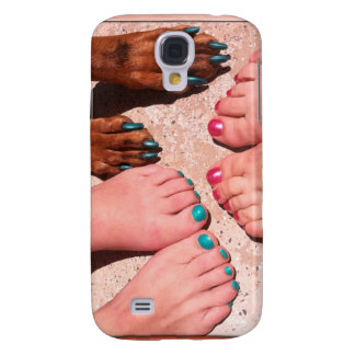 Peticure - Pedicure Spa Day Galaxy S4 Covers
